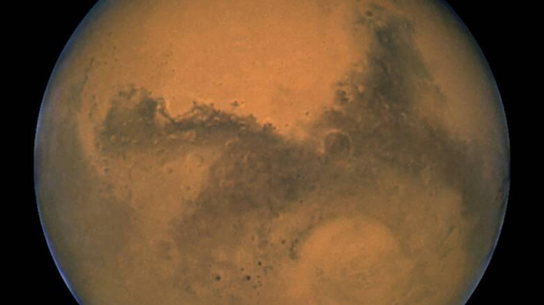 Φωτεινότερος και μεγαλύτερος ο Άρης – Στην κοντινότερη απόσταση από τη Γη