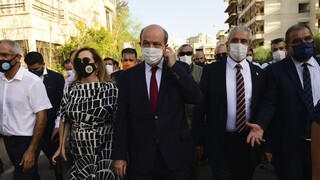 Κύπρος: Στις κάλπες οι Τουρκοκύπριοι – Αποφασίζουν για την επιρροή Ερντογάν στα Κατεχόμενα