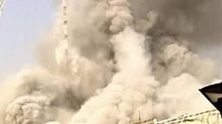 Ιράν: Έκρηξη αερίου ισοπεδώνει κτήριο - Τουλάχιστον δύο οι νεκροί