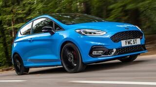To σπέσιαλ Ford Fiesta ST Edition θα κατασκευαστεί μόλις 500 φορές