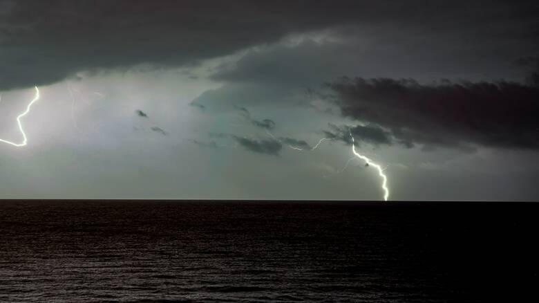 Καιρός- ΕΜΥ: Έκτακτο δελτίο επικίνδυνων καιρικών φαινομένων