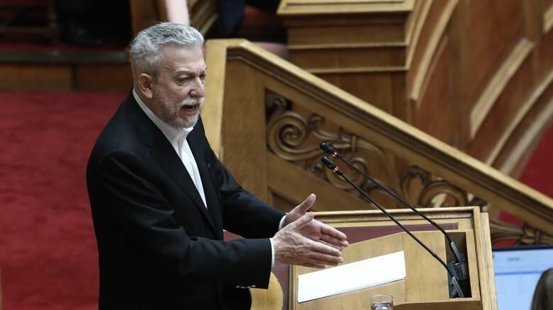 Κοντονής κατά ΣΥΡΙΖΑ: Να αναλάβουν την πολιτική ευθύνη αντί να με «πυροβολούν»