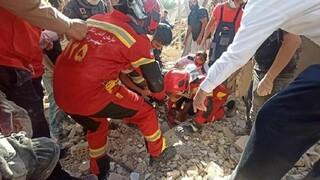 Ιράν: Νεκροί και τραυματίες από έκρηξη κτηρίου λόγω διαρροής αερίου