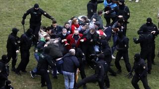 Λευκορωσία: Συλλήψεις πολιτών και δημοσιογράφων πριν αντικυβερνητική διαδήλωση στο Μινσκ