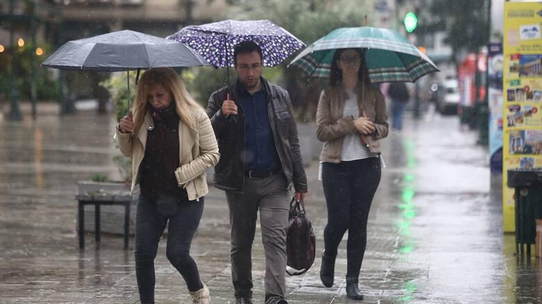 Καιρός: Αλλάζει το σκηνικό από σήμερα το απόγευμα - Πού αναμένονται βροχές και καταιγίδες