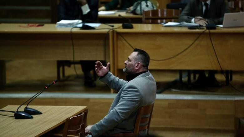 Δίκη Χρυσής Αυγής: Παρών τη Δευτέρα ο Γιάννης Λαγός - Καλεί σε συγκέντρωση