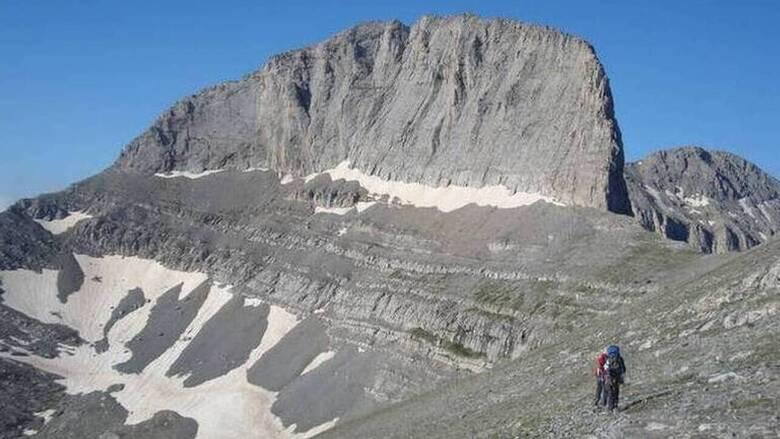Εντοπίστηκε χωρίςτις αισθήσεις του ορειβάτης στον Όλυμπο