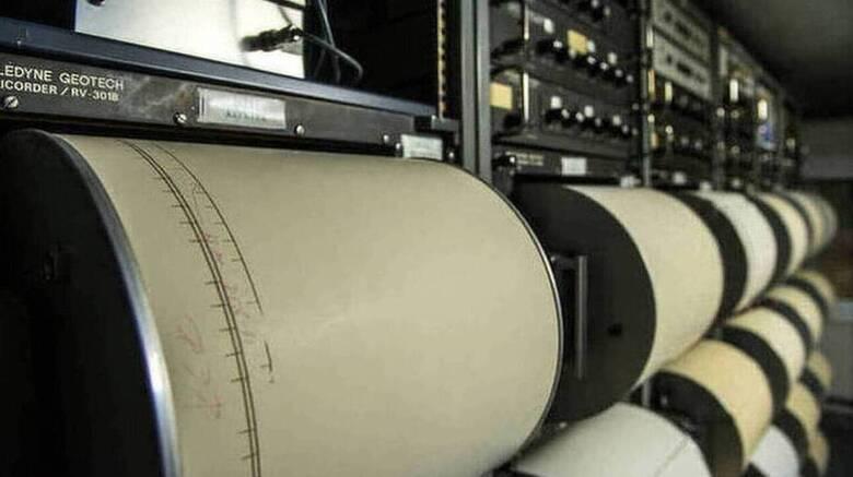 Νέος σεισμός 5,2 Ρίχτερ ανοιχτά της Κρήτης
