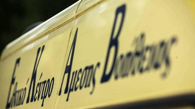Σέρρες: Νεκρός 49χρονος που καταπλακώθηκε από τρακτέρ