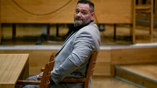 Δίκη Χρυσής Αυγής - Λαγός: Οι δικαστές είναι ανθρωπάκια