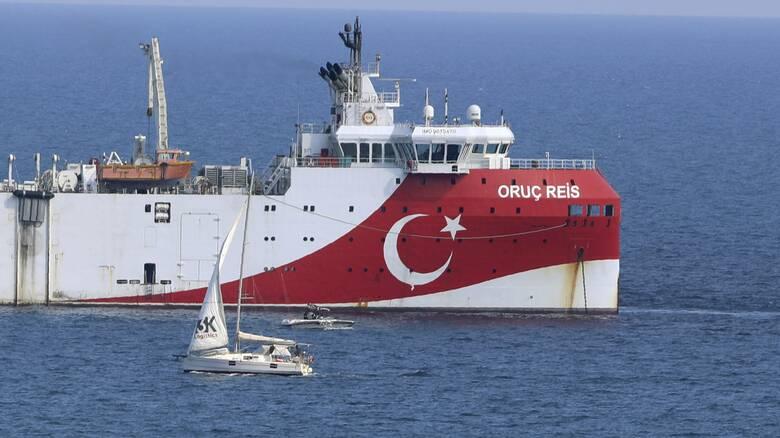Ελληνική αντί Navtex μετά τη νέα τουρκική πρόκληση με το Oruc Reis