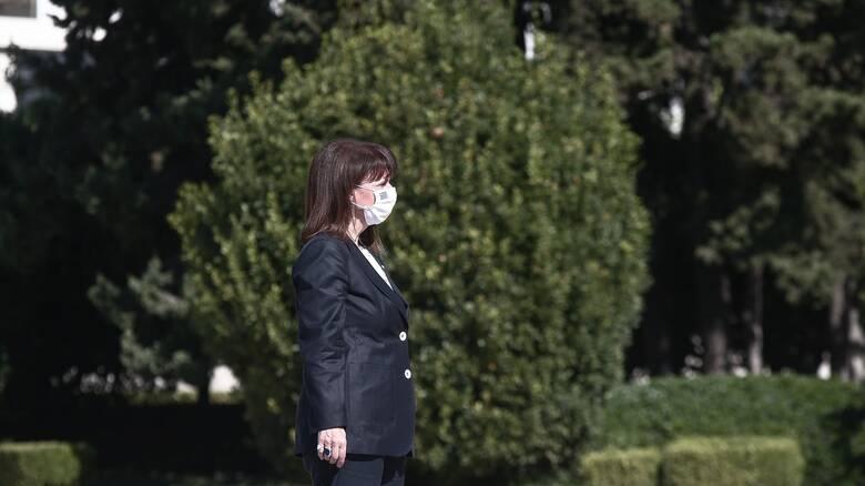 Σακελλαροπούλου: Να μην ξαναδούμε νοσταλγούς ιδεολογιών που αιματοκύλησαν τον κόσμο