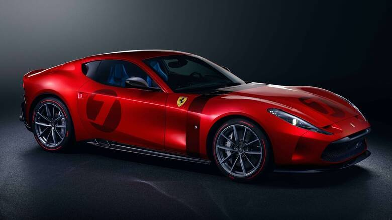 Αυτοκίνητο: Σαν τη Ferrari Omologata δεν υπάρχει δεύτερη
