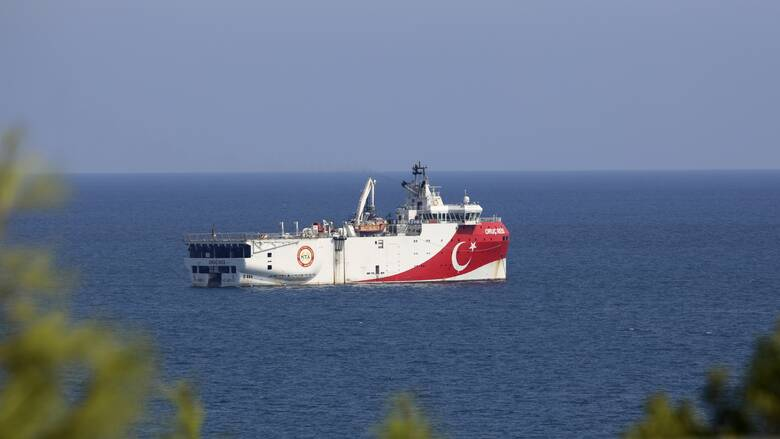 Oruc Reis: Να εγκαταλείψει τις προκλήσεις η Τουρκία καλεί το Παρίσι