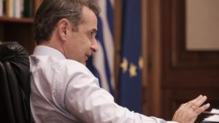 Επικοινωνία Μητσοτάκη - Χότι για την ευρωπαϊκή προοπτική των Δ. Βαλκανίων