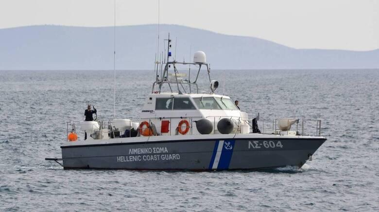 Κεφαλονιά: Σύλληψη 31 μεταναστών ανοιχτά του νησιού