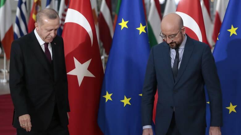 Oruc Reis: Τα ανταλλάγματα που ζήτησε ο Ερντογάν από τον Σαρλ Μισέλ