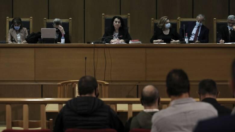 Δίκη Χρυσής Αυγής: Αντιμέτωπη με τις ανώτατες ποινές η εγκληματική οργάνωση - Σήμερα η πρόταση
