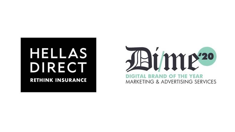 Η Hellas Direct αναδείχθηκε Digital Brand of the Year