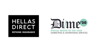 Η Hellas Direct αναδείχθηκε Digital Brand of the Year