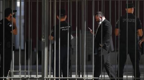 Live: Κάθειρξη 13 ετών για το διευθυντήριο της ΧΑ, ισόβια για Ρουπακιά προτείνει η εισαγγελέας