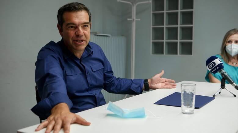 Ο Τσίπρας ανοίγει θέμα 12 μιλίων για Κρήτη, Καστελόριζο, Ρόδο, Κάρπαθο, Κάσο