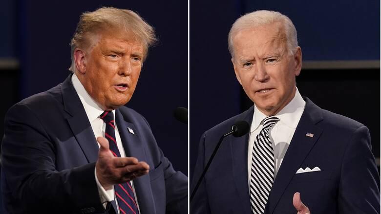 Προεδρικές εκλογές ΗΠΑ: Ομιλίες Τραμπ και Μπάιντεν σε Πενσιλβάνια και Φλόριντα