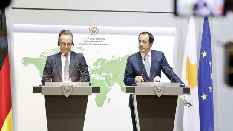 Μάας από Κύπρο: Yπόθεση της Τουρκίας να δημιουργήσει τις συνθήκες διαλόγου