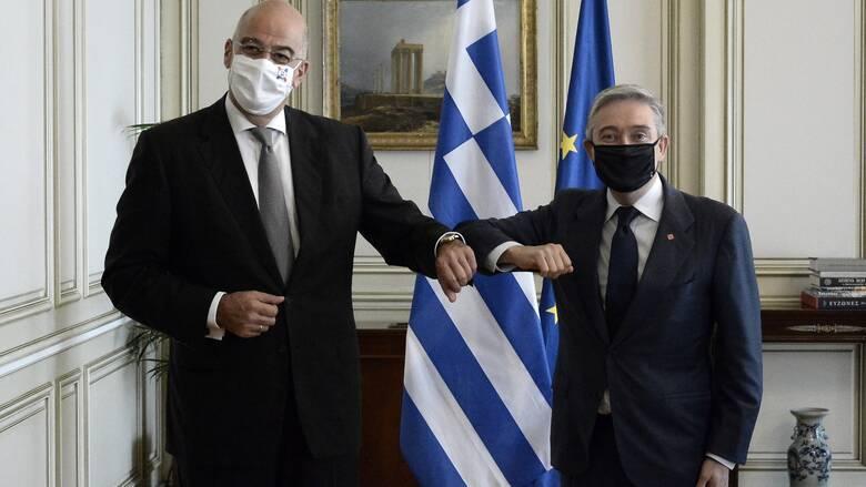 Δένδιας: Δεν υπάρχουν διερευνητικές με το Oruc Reis στην ελληνική υφαλοκρηπίδα