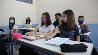 Κορωνοϊός: Ασφαλές επιδημιολογικά περιβάλλον τα σχολεία