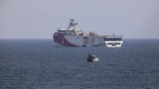 Oruc Reis: Πρόκληση για ΗΠΑ και Γερμανία η συμπεριφορά της Τουρκίας