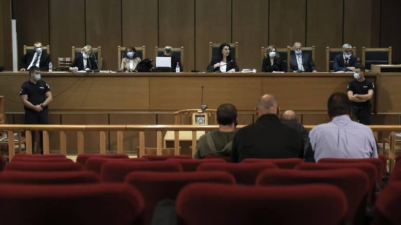 Δίκη Χρυσής Αυγής: Οι ποινές για την ένταξη σε εγκληματική οργάνωση