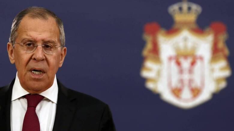 Λαβρόφ: Θα απαντήσουμε με το ίδιο νόμισμα σε κάθε κύρωση για το Ναβάλνι