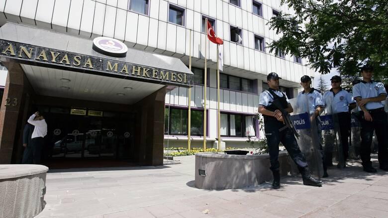 Θεσμική σύγκρουση στην Τουρκία - Ερντογάν κατά Συνταγματικού Δικαστηρίου