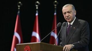 Ερντογάν: Θα συνεχίσουμε να δίνουμε σε Ελλάδα και Κύπρο την απάντηση που αξίζουν