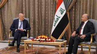 Στο Ιράκ ο Δένδιας: Συνομίλησε με τον Σαλίχ - Στο επίκεντρο η Ανατ. Μεσόγειος