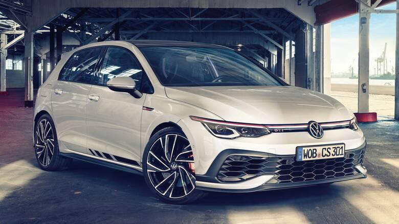 Το νέο VW Golf GTΙ στην έκδοσή του Clubsport έχει 300 ίππους