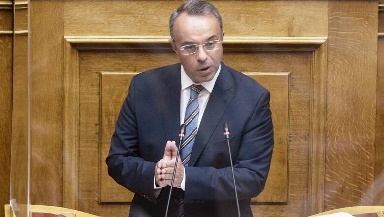 Σταϊκούρας: Στο 14% θα είχε ανέλθει η ύφεση το 2020 χωρίς τα μέτρα στήριξης της κυβέρνησης
