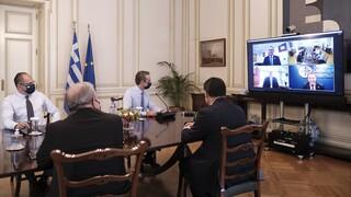 Ελληνικό: Σύσκεψη Μητσοτάκη με τους αναδόχους της κοινοπραξίας Inspire Athens