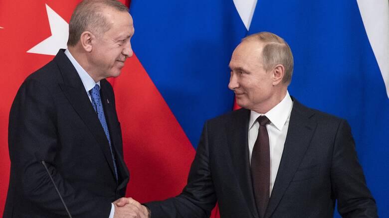 Ναγκόρνο Καραμπάχ: Oριστική λύση ζητά ο Ερντογάν από τον Πούτιν