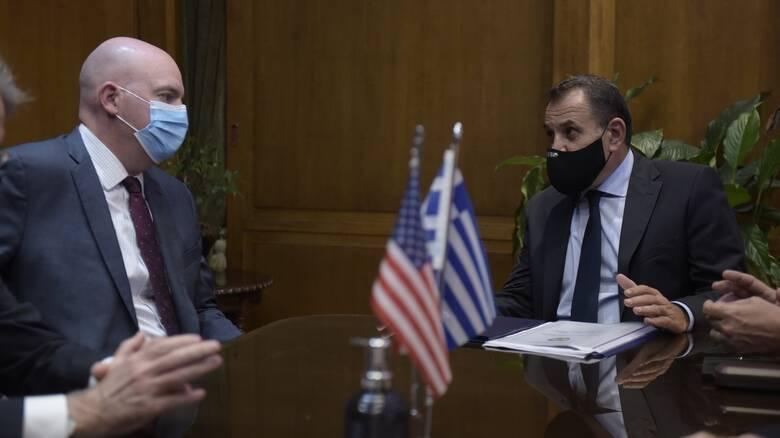 Παναγιωτόπουλος σε Κούπερ: Δεν μπορεί να γίνει διάλογος με την Τουρκία υπό καθεστώς απειλών