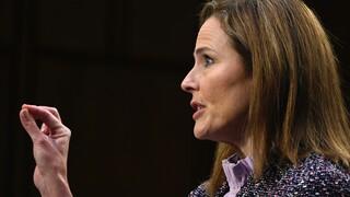 ΗΠΑ – Έιμι Μπάρετ: Το Ανώτατο Δικαστήριο δεν μπορεί να ελέγξει έναν πρόεδρο