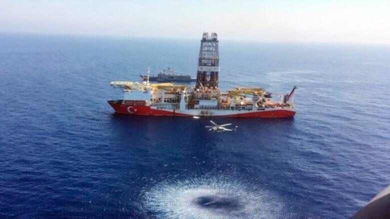 Το Kanuni πλέει στη Μεσόγειο με προορισμό τη Μαύρη Θάλασσα