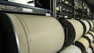 Σεισμός κοντά στη Σητεία