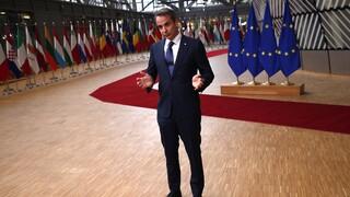 Σύνοδος Κορυφής: Ο στόχος Μητσοτάκη και ο γερμανικός «πάγος» στις κυρώσεις