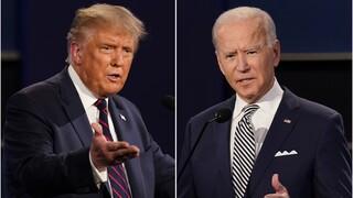Εκλογές ΗΠΑ: Για μεροληψία υπέρ Μπάιντεν κατηγορεί Facebook - Twitter ο Τραμπ