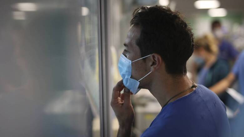 Κορωνοϊός - Παγώνη: Δεν είναι αστεία τα πράγματα - 25 θάνατοι σε τρεις μέρες είναι ανησυχητικοί