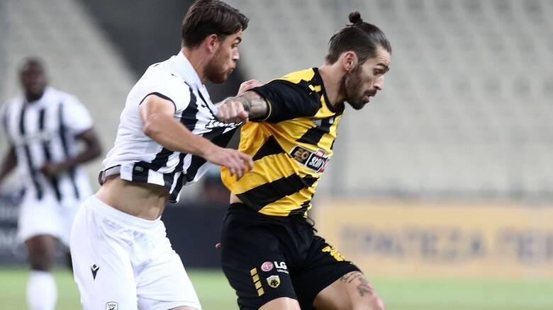 Η Super League έρχεται με ντέρμπι ΑΕΚ-ΠΑΟΚ