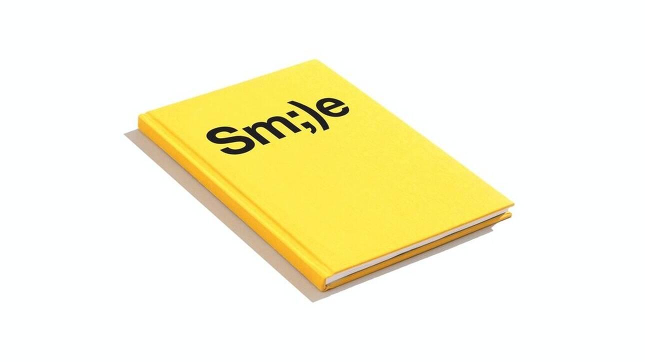 «The Sm;)e Book»: Ένα βιβλίο για την ιστορία της χαμογελαστής φατσούλας