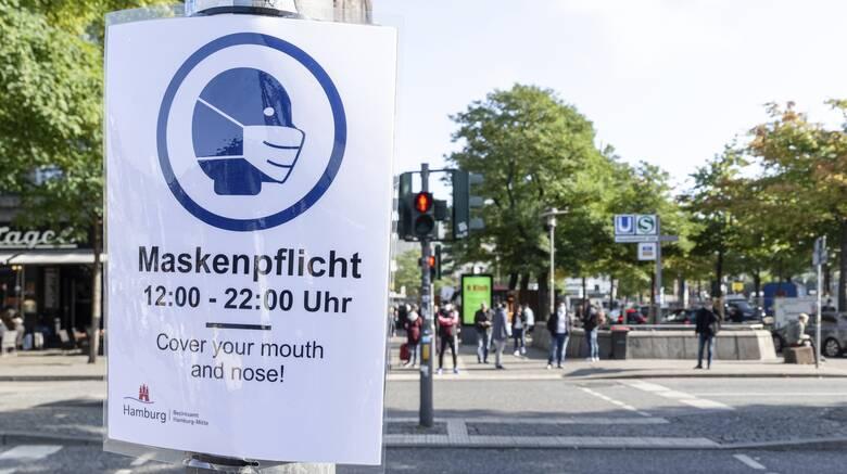 Κορωνοϊός - Γερμανία: Προειδοποίηση Μέρκελ και επιθετική καμπάνια μετά το νέο ρεκόρ κρουσμάτων